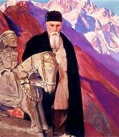 Н.К.Рерих 1921г